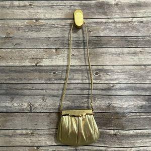 Mardane USA Vintage Gold Shoulder Bag